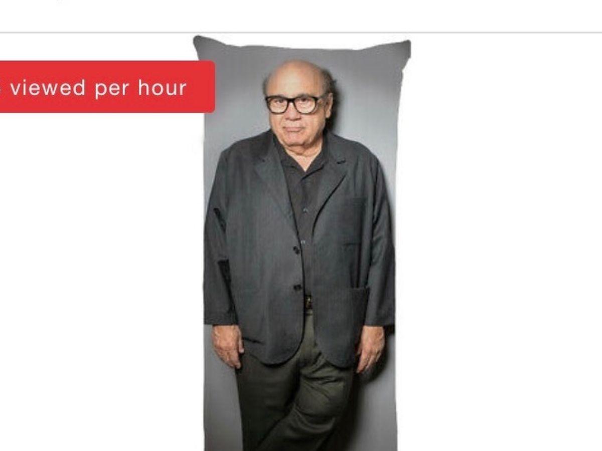 Danny Devito Body Pillow.Fundraiser By Kael Golden Danny Devito Pillow Case