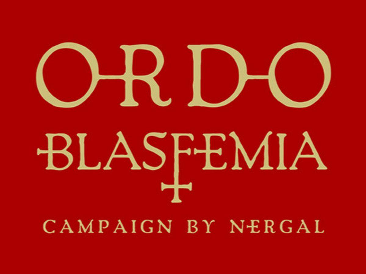 Campaña de Adam Darski : ORDO BLASFEMIA