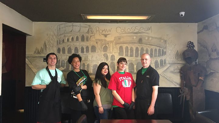 Luigi & Staff