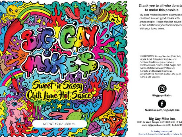 Fundraiser by Mike Davis : Big Gay Mike's Sweet 'N Sassy
