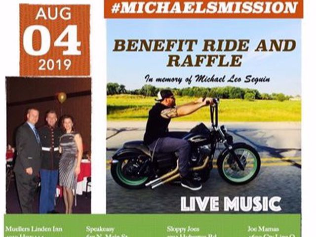 Fundraiser for David Seguin by Reece Charles : Michaels Mission
