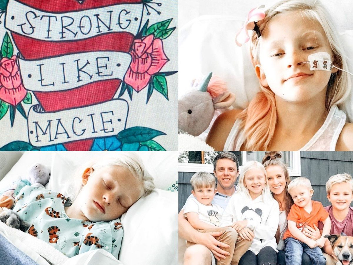 Fundraiser by Laura Hutchison : Strong Like Macie: Help the Floyd ...
