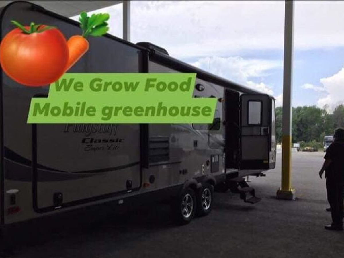Fundraiser by Carol Vandersanden : We Grow Food's Mobile