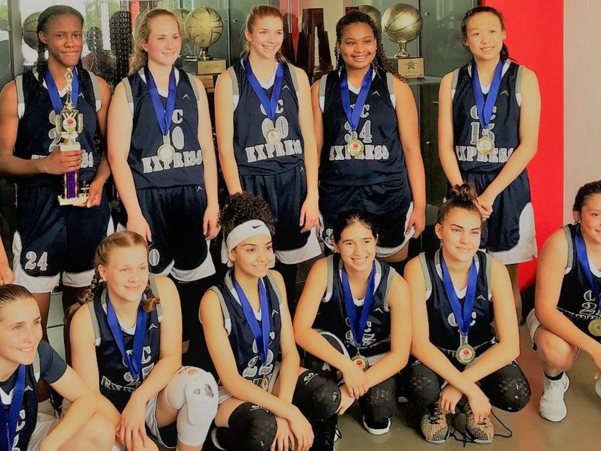 Fundraiser by Thomas Merritt : CC Express Girls Basketball