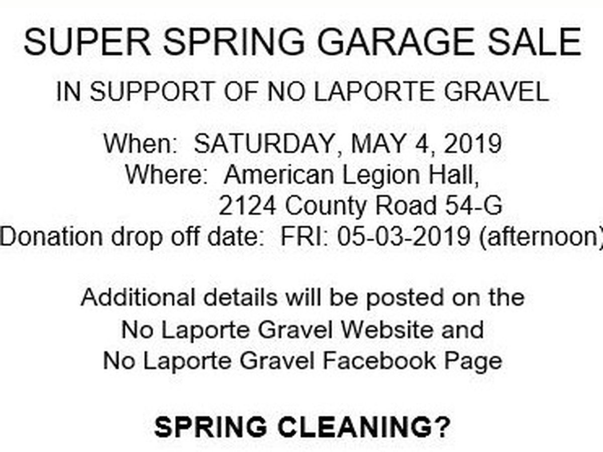 Fundraiser by Robert Havis : Help Save LaPorte from the Pit