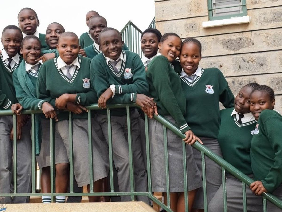 Fundraiser By Cristine Pope Give The Gift Of Hope In Nairobi