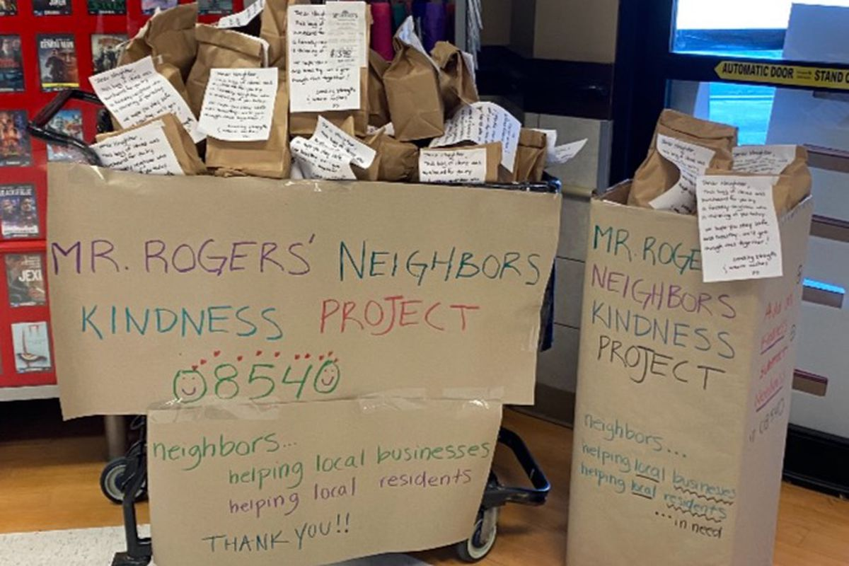 Fundraiser By Blair Miller Mr Rogers Neighbors Kindness Project