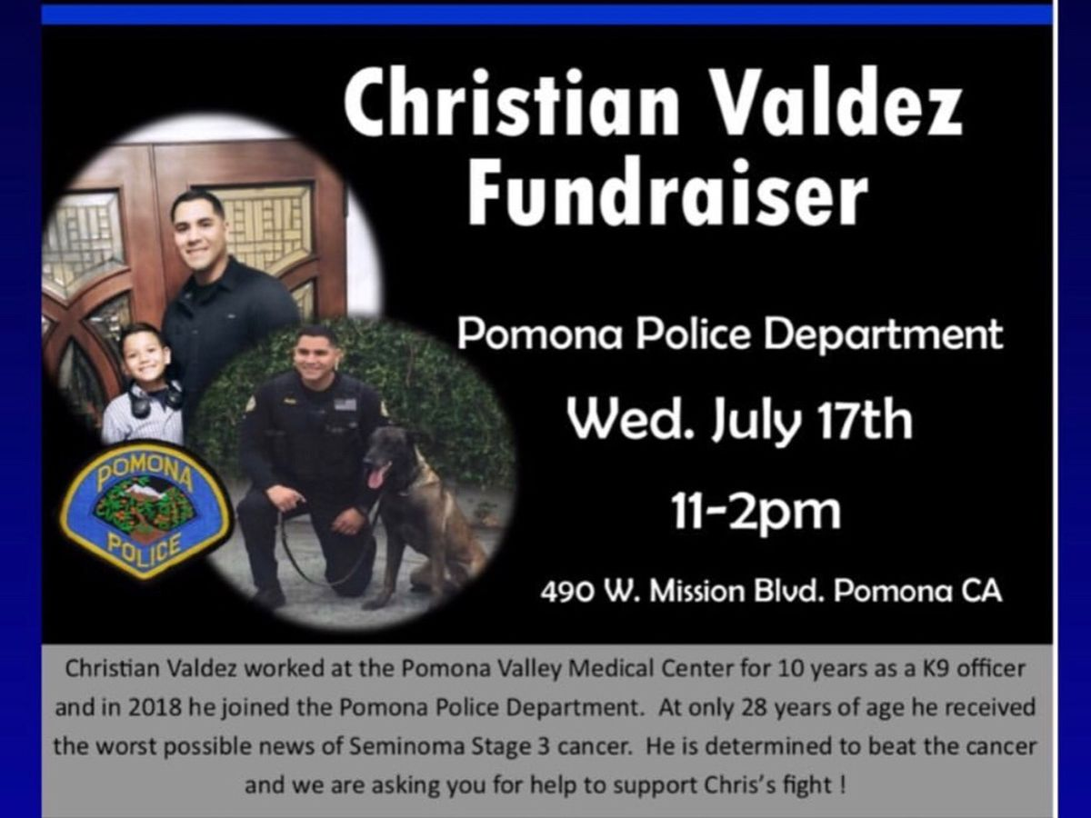 Fundraiser by Christian Valdez : Helping Chris through his