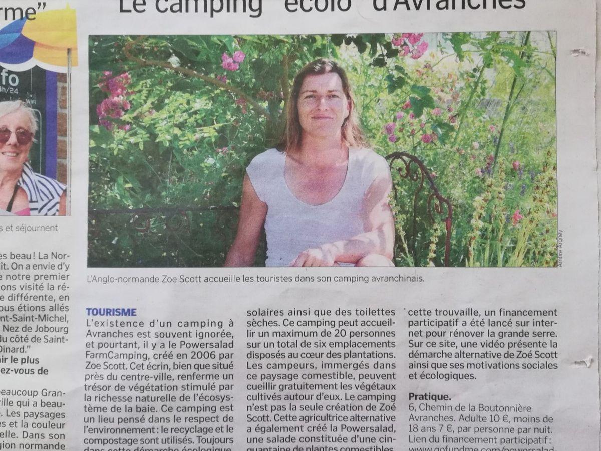 Le Choix De Sophie Dinard fundraiserzoe powersalad scott : powersalad to the people!