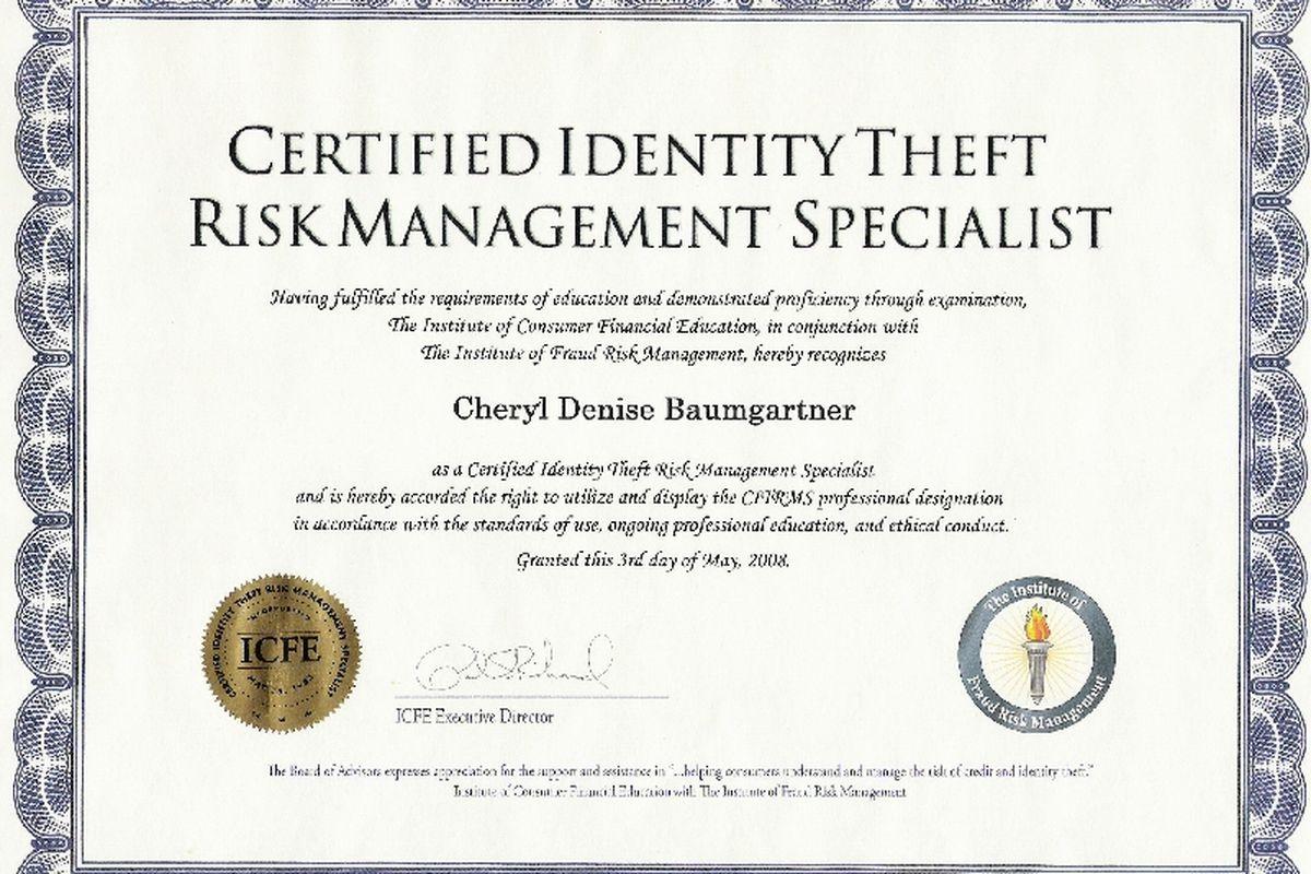 Fundraiser By Josh Logon Management Certificate