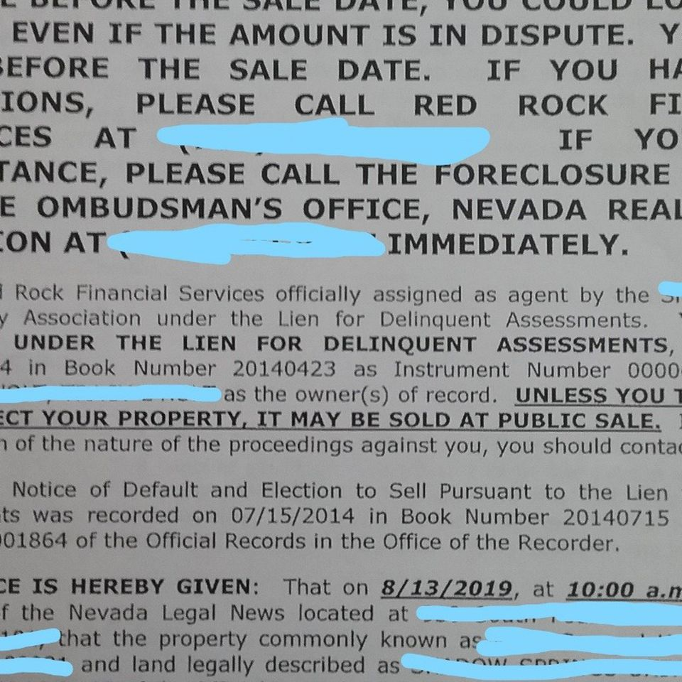 Fundraiser by Trevor Holt : Help us out of foreclosure