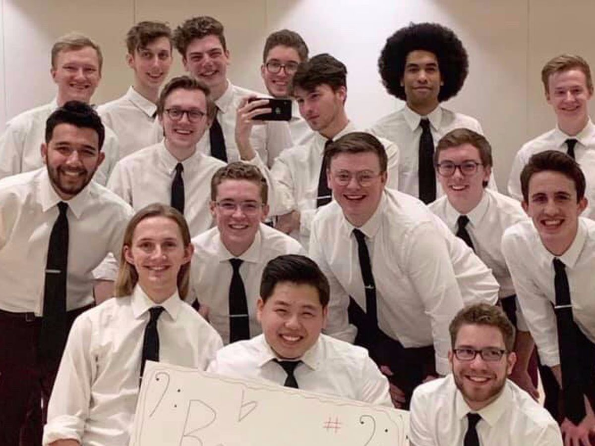Fundraiser by Basses Wild : ICCA Semifinals in Chicago!