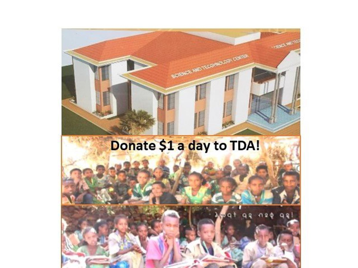 Fundraiser by Solomon Medhanie : TDA Science & Technology