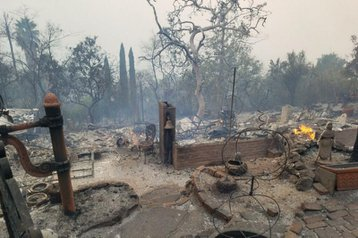 Northern California Fire Relief