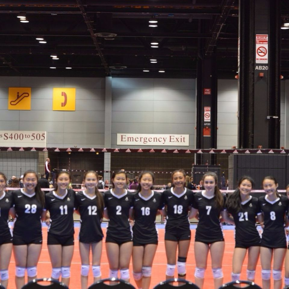 Couple Of Sf Elite Players Had A Great Sf Elite Volleyball Club Facebook